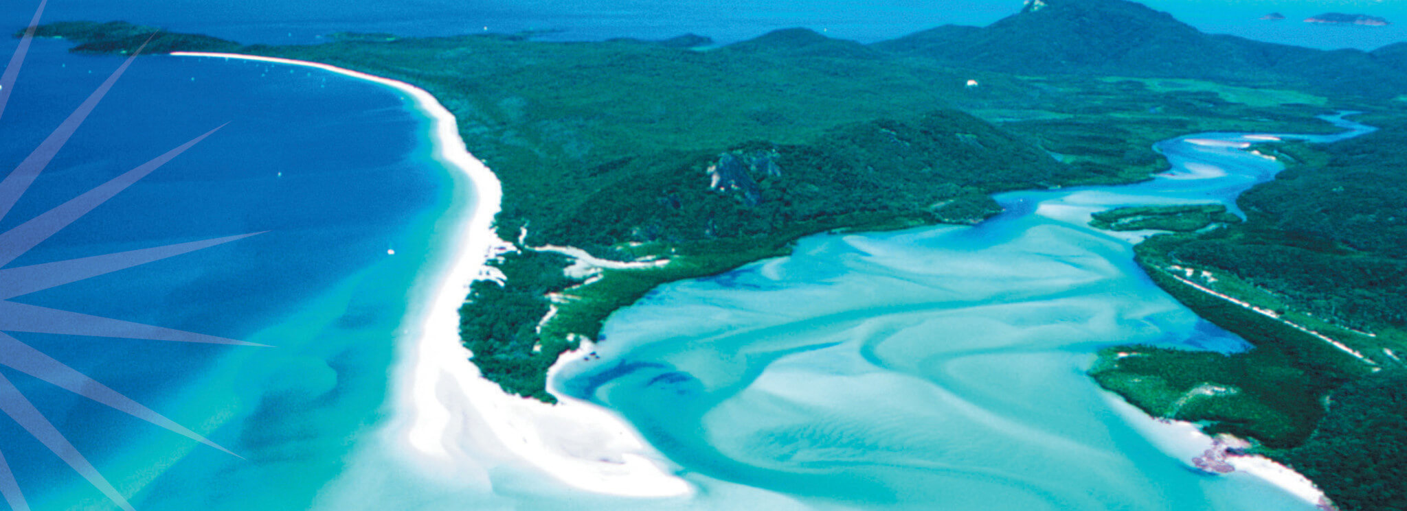 Explore the Whitsunday Islands